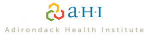 AHI - Adirondack Health Institute Logo