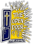 The Open Door Mission Logo