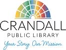 Crandall Library Logo Tag Line